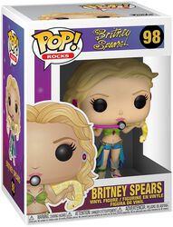 Spears, Britney Slave 4 U Vinylfiguur 98