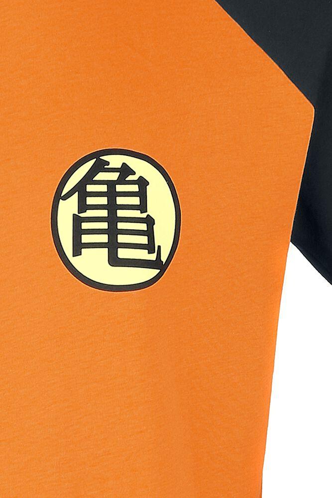 Z Kame Symbol Dragon Ball T Shirt