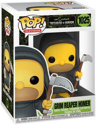 Grim Reaper Homer Vinyl Figure 1025