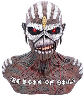 Book Of Souls Büste