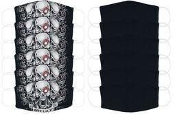 Masks & Costumes - Live Loud 12er Bundle Small Size