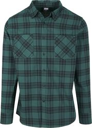 Checked Flanell Shirt 7