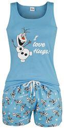 Olaf - I Love Hugs