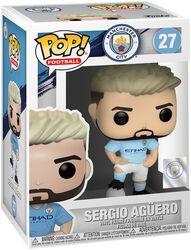 Football Manchester City - Sergio Agüero Vinylfiguur 27