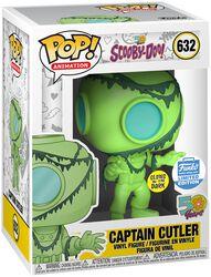 Scooby Doo Captain Cutler (GITD) (Funko Shop Europe) Vinylfiguur 632