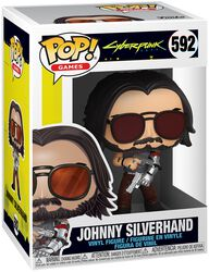 Johnny Silverhand Vinylfiguur 592