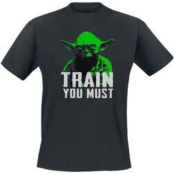 Yoda - Train You Must