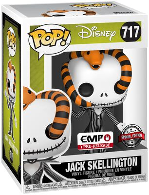 Jack Skellington Vinylfiguur 717