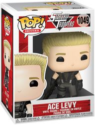 Starship Troopers Ace Levy Vinylfiguur 1049