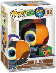 Around The World - Tula (POP en pin) (Brazil) (Funko Shop Europe) Vinylfiguur 02