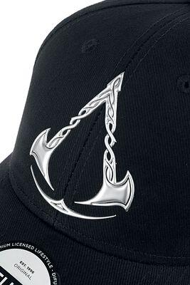Valhalla - Metal Logo