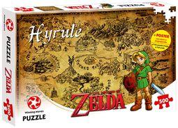 Hyrule Field (500 Stukjes)