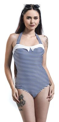 Nautical Swimsuit
