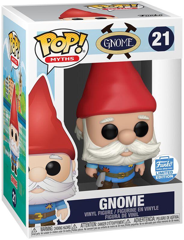 Myths - Gnome (Funko Shop Europe) Vinylfiguur 21