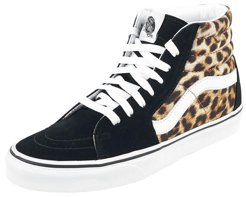 Sk8-Hi Leopard