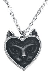 Love Cat Pendant
