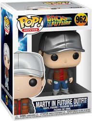 Marty in the Future Outfit Vinylfiguur 962