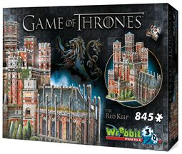 3D Puzzle The Red Keep