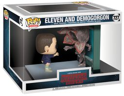 Eleven & Demogorgon (Movie Moments) Vinylfiguur 727