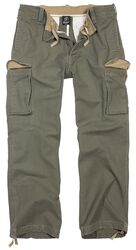 Heavyweight Trousers