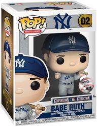 Babe Ruth Vinylfiguur 02