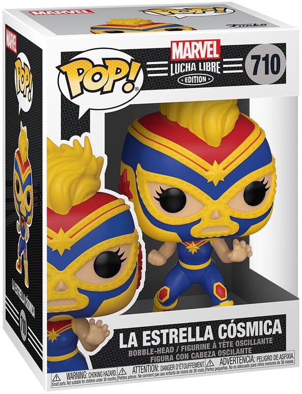 La Estrella Cosmica - Marvel Luchadores - Vinylfiguur 710