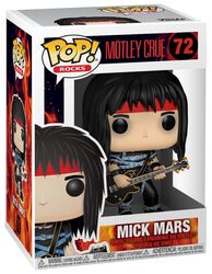 Mick Mars Rocks Vinylfiguur 72