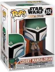 The Mandalorian - Covert Mandalorian Vinylfiguur 352