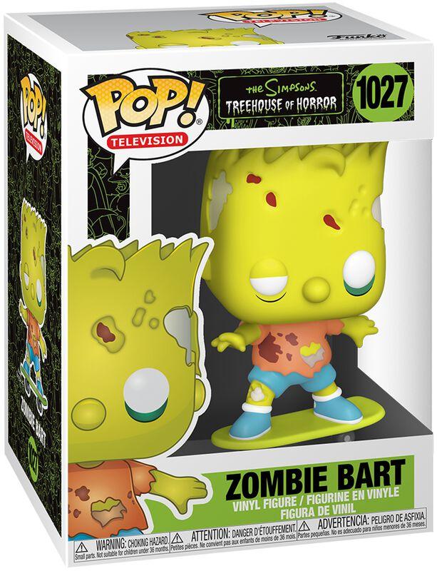 Zombie Bart Vinylfiguur 1027