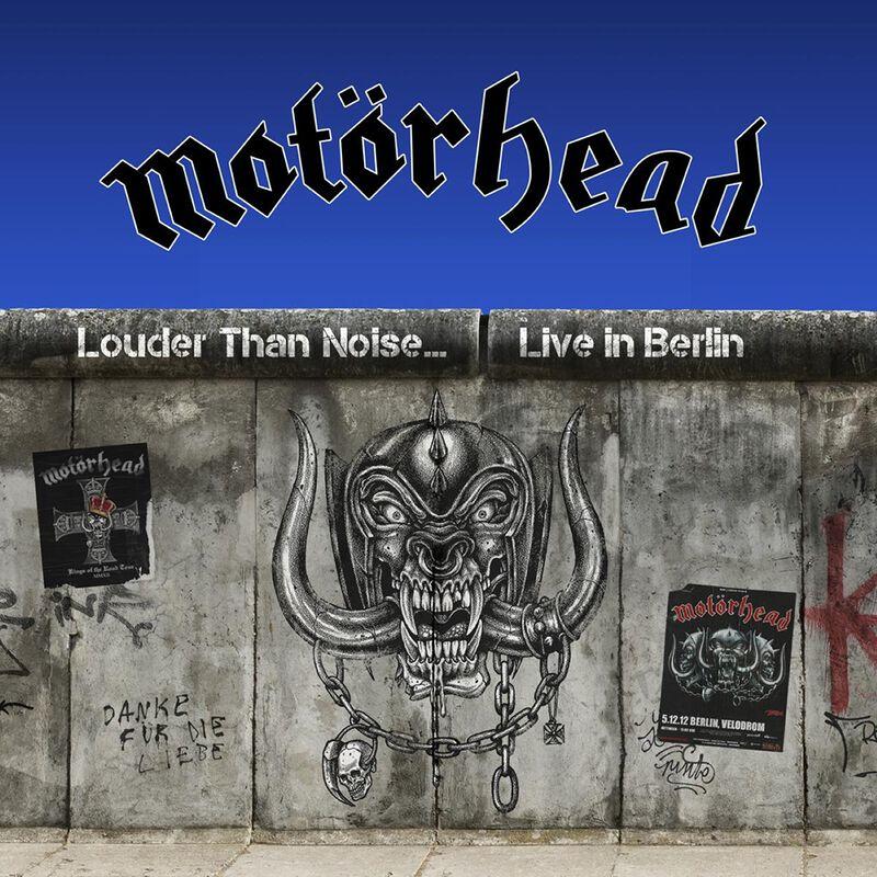 Louder than noise...Live in Berlin