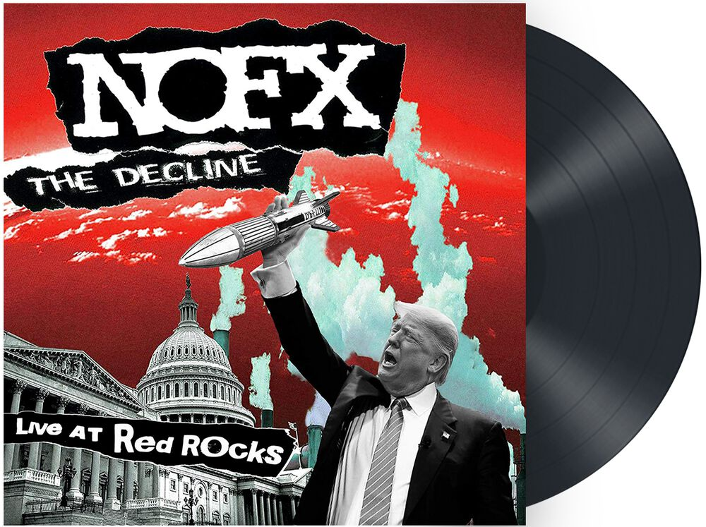 Decline live at Red Rocks
