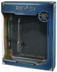 Tom Riddle's Diary - Magic Ink Notebook met UV pen