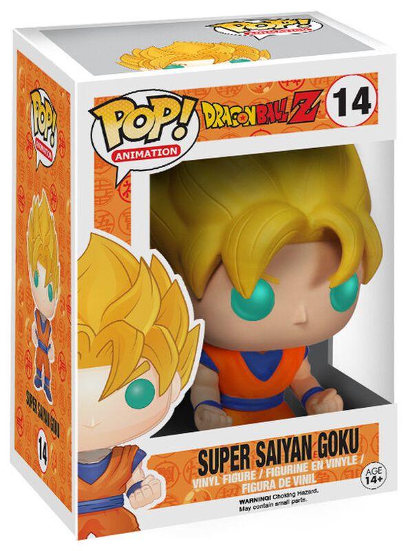 Z - Super Saiyan Goku Vinylfiguur 14