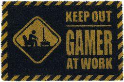 Gamer At Work