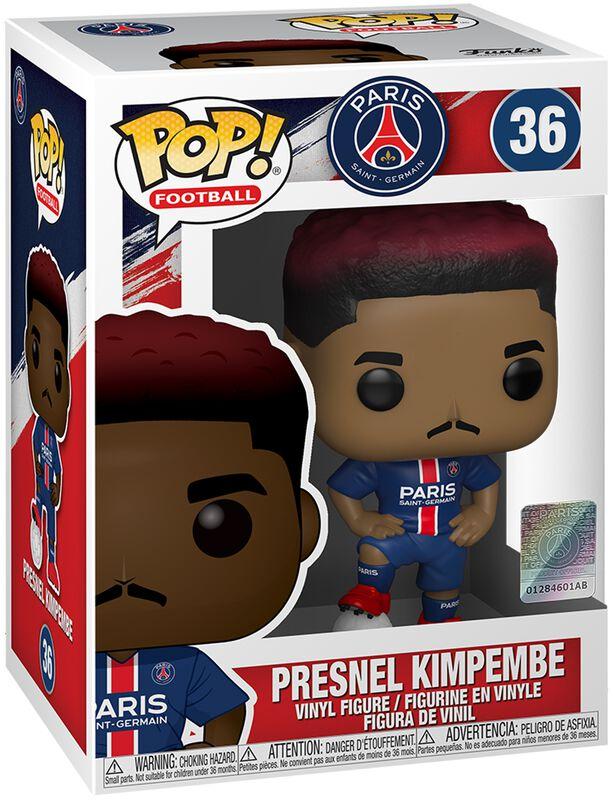 Football Paris Saint-Germain - Presnel Kimpembe Vinylfiguur 36
