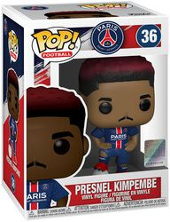 Football Paris Saint-Germain - Presnel Kimpembe Vinylfiguur 36