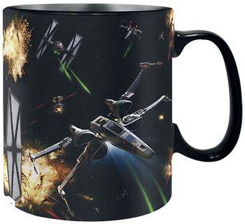 Space Battle - Heat Change Mug