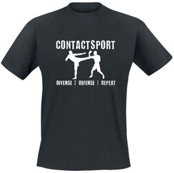 Contact Sport - Offense, Defense, Repeat
