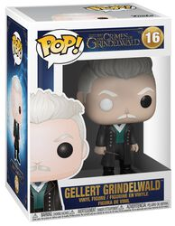 The Crimes of Grindelwald - Gellert Grindelwald Vinylfiguur 16