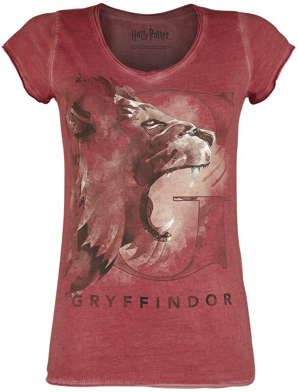 Gryffindor - The Lion