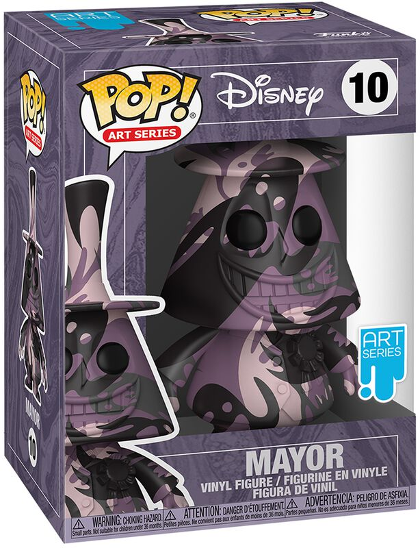 Mayor (Art Series) (including protective case) Vinyl Figuur 10