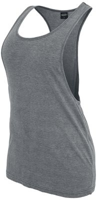 Ladies Loose Burnout Tanktop