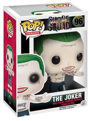 The Joker (Shirtless) Vinylfiguur 96