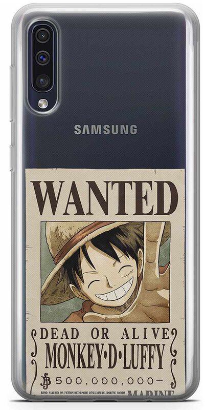 Wanted Luffy - Samsung