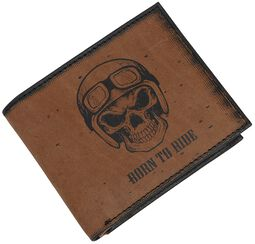 Leather Wallets Born To Ride