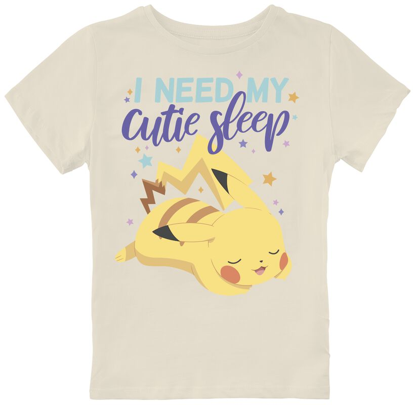 Pikachu - I Need My Cutie Sleep