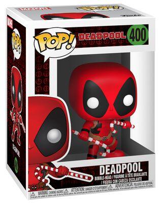 Deadpool (Holiday) Vinylfiguur 400