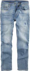 Slim Fit Jeans Still Blue