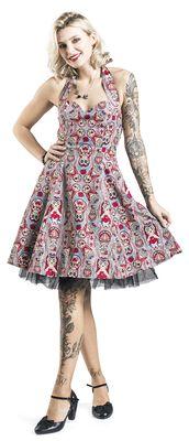 Dynasty Halterneck Dress