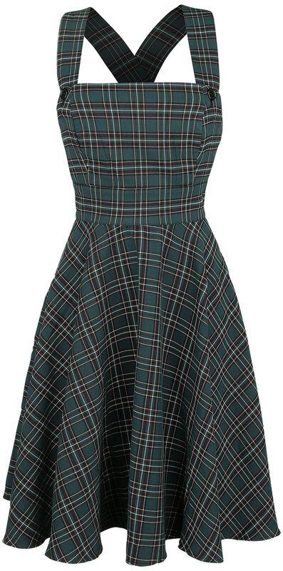 Peebles Pinafore Dress